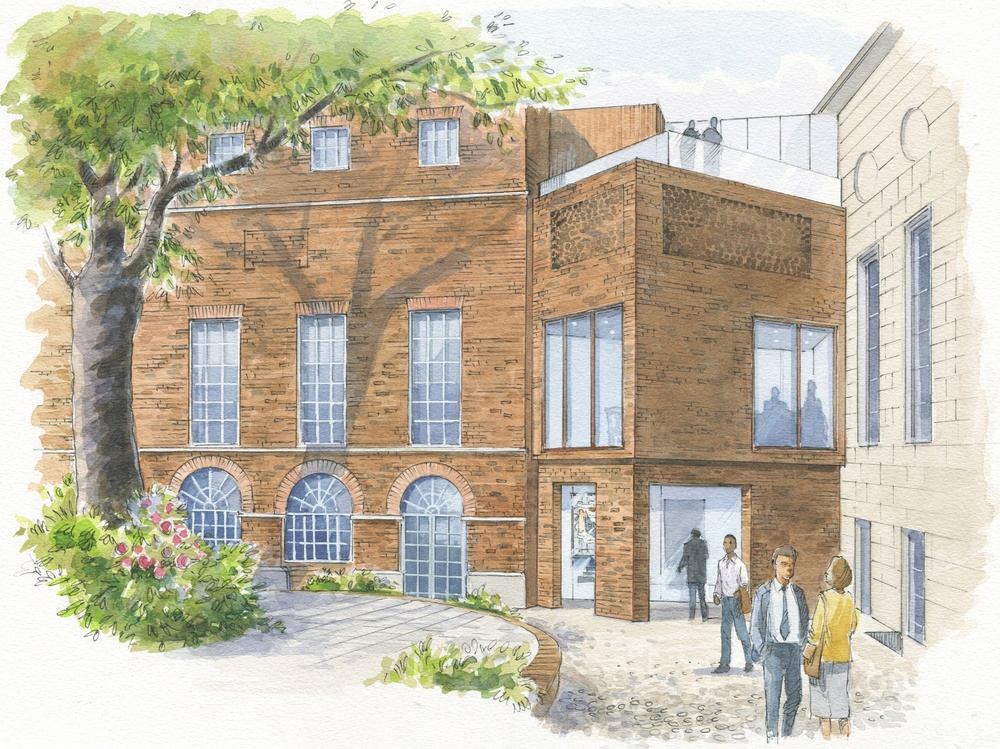 £7.5 million redevelopment of Stationers' Hall to start in November