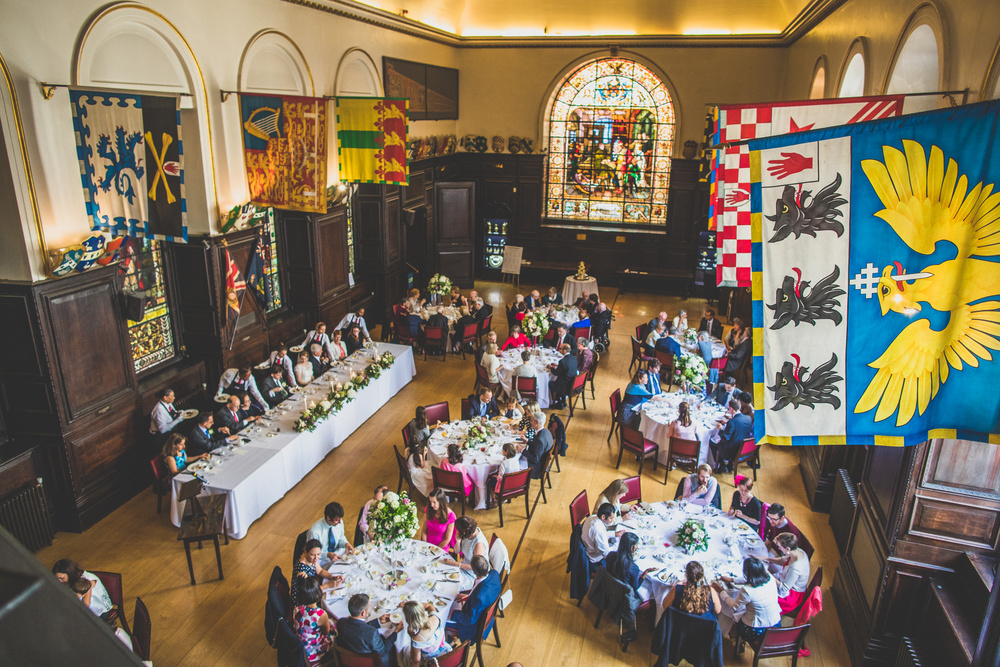 Weddings at Stationers'  Hall